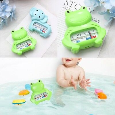 Floating Bath Thermometer Safety Baby Bath Measure Water Temperature Hg free!