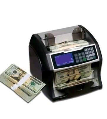 Royal Sovereign Bill Counter With Counterfeit Detection 1,400 Bills RBC - 4500