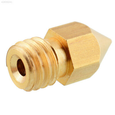 0.2mm 3D Printer Extruder Head for Makerbot MK8 RepRap Brass common use