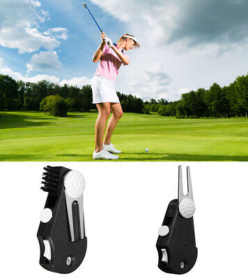 5 in 1 Golf Multi-Function Cleaning Brush Ball Kit Counter Pocket Cleaner