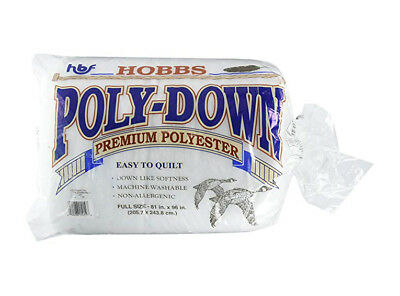 "Hobbs Polydown - Multiple "" Sizes Available - Bargain!"
