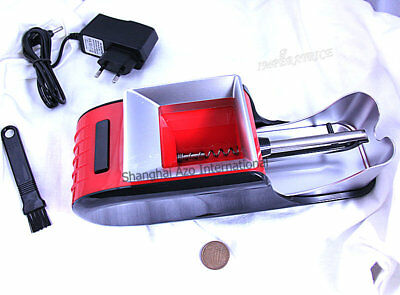 Tobacco Electric Cigarette Rolling Machine Injector Maker Roller Automatic