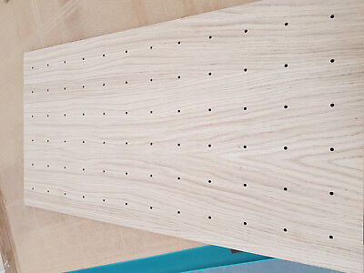 Birch Plywood Pegboards