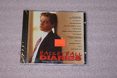 1995 The Basketball Diaries Original Motion Picture Soundtrack CD