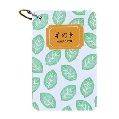 1pcs Portable Sheets Cute Card Pattern Word Memo Pad Office Office Chancery K4H5