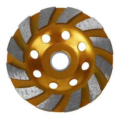 Diamond grinding wheel, 100mm, for stone and concrete M7N8
