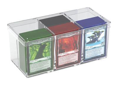 Ultimate Guard boîte empilable Stack´n´Safe Card Box 480 carte magic pokémon dbs