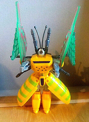 Transformer Robots G1 FIGHTING INSECT 2 - BUTTERFLY ROBO-BUGS 80´s Vintage !RAR!
