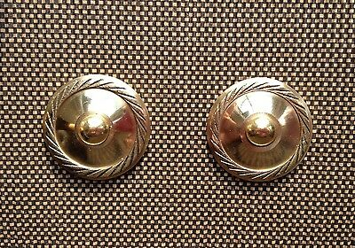 Solid Brass Georgian Style 38mm Paterae suitable for Grandfather Long Case Clock