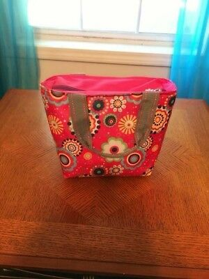 Igloo Insulated Lunch Tote Bag Bright colors