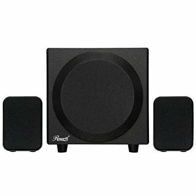 Rosewill BA-001 2.1 Multimedia speaker system- Best for Music Movies and Gaming