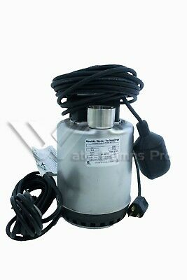 Goulds LSP0712F Submersible Sump Pump, 3/4 HP, 230 V, Single Phase