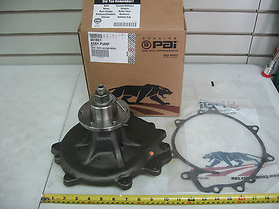 Water Pump for Int. Paystar S Series DT360 DT466. PAI# 481801 Ref.# 685155C95