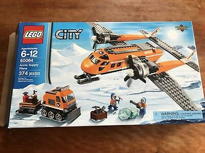 Lego City Passenger Plane With Box And Instructions 7893 8100