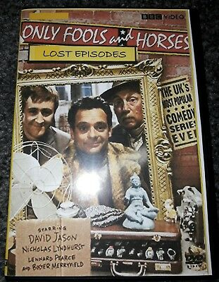 Only Fools and Horses  The Lost Episodes The Rare Episodes