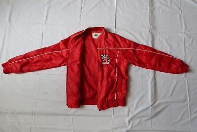 Vtg Mac Racing Tools Jacket Red Small Mint Condition
