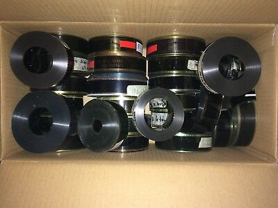 Lot de 28 bandes annonces  35 mm  Oss 117, munich, basic instinct, us marshall
