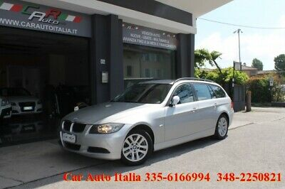 Bmw 320 d touring attiva tempomat climatronic ottime cond.