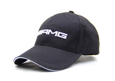 New MERCEDES BENZ² Logo AMG Cap Sport Baseball Hat outdoor Adjustable A2 f78f4ef2bb95