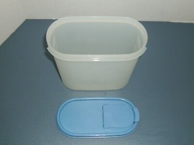 Tupperware Modular Mates Container # 1613 with Flip Top Pour Lid # 1618