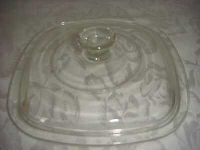 Corning Ware Casserole Lid P-7-C, 3 Available