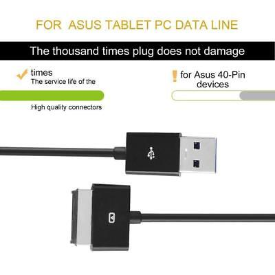 40PIN USB3.0 Charger Data Cable For Asus Eee Pad TransFormer TF201 TF101 ZH
