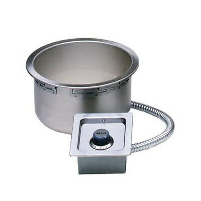 Wells SS-10TDU Built-In Top Mount Food Warmer with Thermostatic Controls & Drain