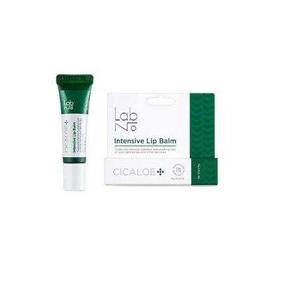 [LABNO] Cicaloe Intensive Lip Balm 10g Lip Care Tube Type Moisturizing