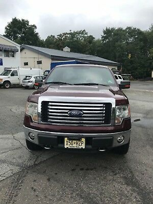 2010 Ford F-150 XLT Ford F-150 2010 XLT 4x4 2 Door Clean Title
