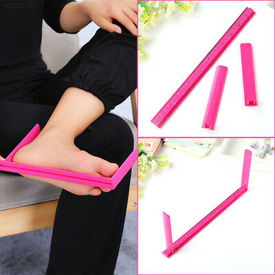 Universal Adult Foot Measuring Ruler Gauge Shoes Feet Fitting Device Measure