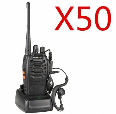 COVERT SECURITY BAR Nightclub Bouncer 2 Way Radio Walkie