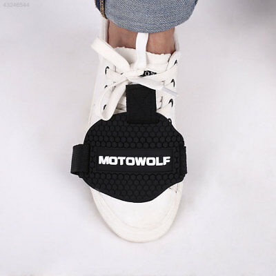 Motorbike Motorcycle Gear Shifter Guard Boot Shoes Cover Protector 1PC