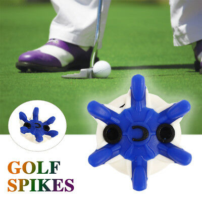 1PCS Golf Shoe Spikes Replacement Champ Cleat Fast Twist Q-Lok For Footjoy blue