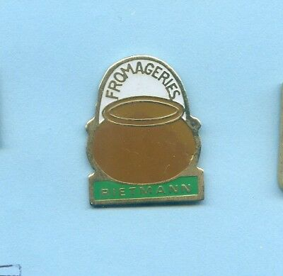 Rare Pins Fromage Fromageries Rietmann Chaudron G284