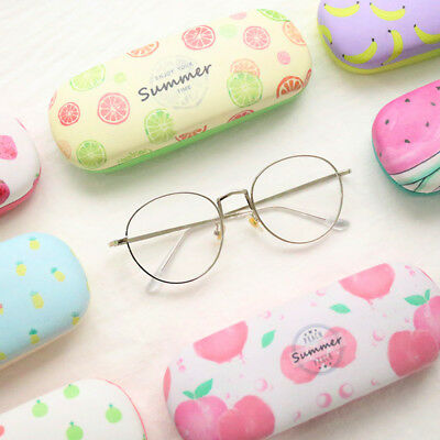 5b09f2875a0 Hard Glass Case Spectacle Floral Reading Storage Case Sunglasses Glasses  Cases