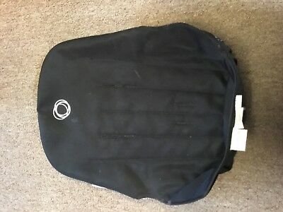 Bugaboo Cameleon  Stroller Toddler seat cover Black canvas Fabric liner Frog