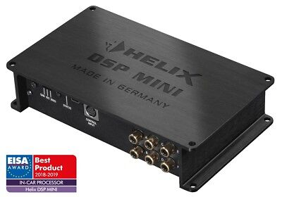 HELIX DSP MINI processore digitale 6 canali 96 kHz 24 Bit signal path