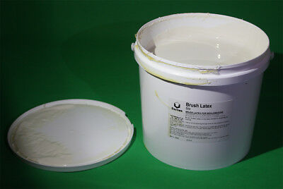 Barnes Brush Latex for Mouldmaking approx 4.5 litres