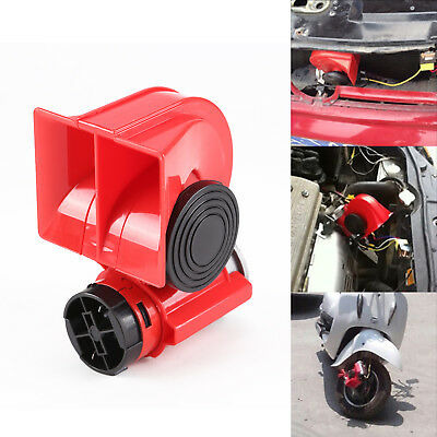150dB Air Horn Dual Trumpet Loud Truck Train Lorry Boat Motorcycle Car 12V AU