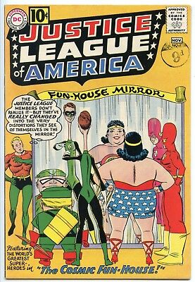 Justice League of America #7  VF 8.0