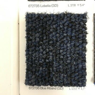 Heuga Blue Riband Carpet Tiles Box Of 20 Tiles/ 5sqm NEW Quality Home Office