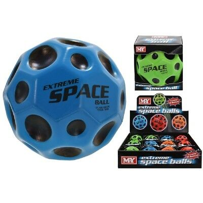 Extreme Space Ball - Ty1518 Bounce Moon Ball Fun Kids Sport Outdoor Throw Catch