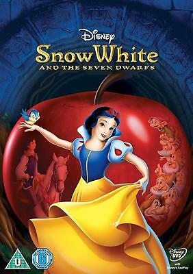 Snow White and the Seven Dwarfs [DVD] New & Sealed