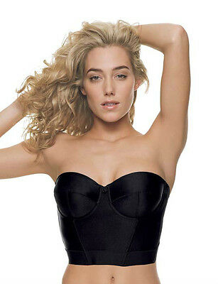 NWT Beautiful Size 30D Ivory Strapless Bustier by Fantasie  - 60% Off