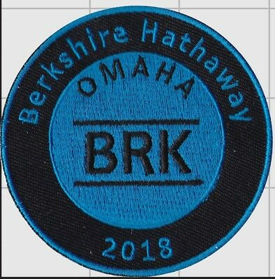 Berkshire Hathaway Annual shareholders meeting Patch