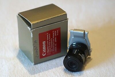 Canon Magnifier S with Adapter S