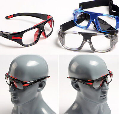 Sports Basketball Goggles Eyeglass Frames Detachable leg Spectacles Glasses RX