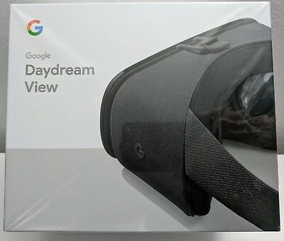 Google Daydream View virtual reality (VR) headset (Second generation, 2017)