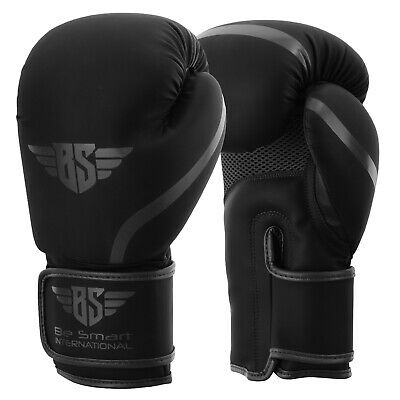 Boxing Gloves Adult Sparring Training Kick Boxing Muay Thai 10-16oz
