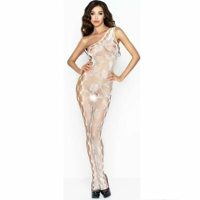 Bodystocking Sexy Tuta In Rete Passion Catsuit Tutina Erotica Body Stocking Hot